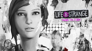 Life is Strange: Before The Storm cover art