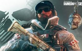 Tom Clancy's Rainbow Six Siege: Buck Ghost Recon Wildlands Set cover art