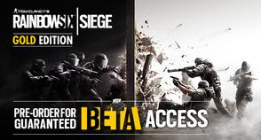 Tom Clancy's Rainbow Six SIEGE Gold Edition cover art