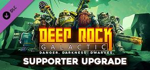 Deep Rock Galactic - Supporter Upgrade cover art