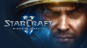 StarCraft II: Wings of Liberty cover art