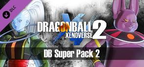 DRAGON BALL XENOVERSE 2 - DB Super Pack 2 cover art