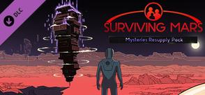 Surviving Mars: Mysteries Resupply Pack cover art