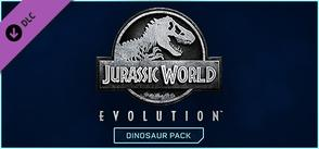 Jurassic World Evolution - Deluxe Dinosaur Pack cover art