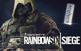 Tom Clancy's Rainbow Six Siege – Kapkan's Assassin's Creed Set DLC cover art