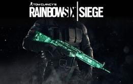 Tom Clancy's Rainbow Six Siege - Emerald Weapon Skin cover art