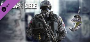 Rainbow Six Siege - Mute Gravel Blast Set cover art