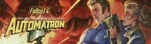 Fallout 4 - Automatron cover art