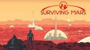 Surviving Mars cover art