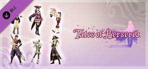Tales of Berseria - Pirate Costumes Set cover art