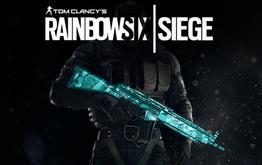 Tom Clancy's Rainbow Six Siege - Cyan Weapon Skin cover art
