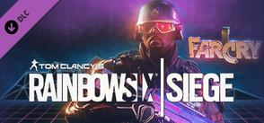Rainbow Six Siege - Castle Blood Dragon cover art