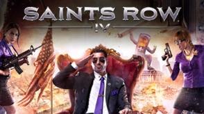 Saints Row IV cover art