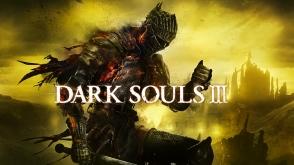 Dark Souls III cover art