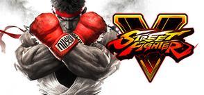 Street Fighter V cover art