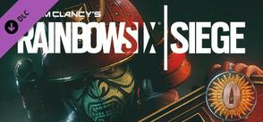 Rainbow Six Siege - Blitz Bushido cover art