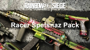 Tom Clancy's Rainbow Six Siege – Racer Spetsnaz Pack cover art