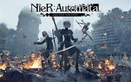 NieR: Automata Day One Edition cover art