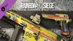 Tom Clancy's Rainbow Six Siege – Racer Navy SEALS Pack cover art