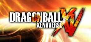 DRAGONBALL XENOVERSE cover art