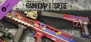 Rainbow Six Siege - British Racer Pack cover art