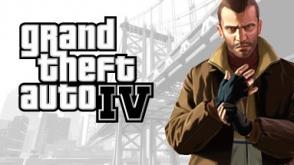 Grand Theft Auto IV cover art
