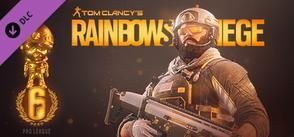 Rainbow Six Siege - Pro League Blackbeard Set cover art