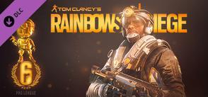Rainbow Six Siege - Pro League Jackal Set cover art