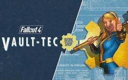 Fallout 4 Vault-Tec Workshop cover art
