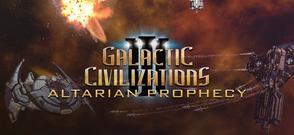 GALACTIC CIVILIZATIONS III - ALTARIAN PROPHECY DLC cover art
