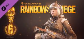 Rainbow Six Siege - Pro League Ela Set cover art