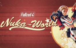 Fallout 4 Nuka-World cover art