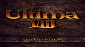 Ultima 8 Gold Edition cover art