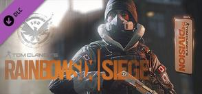 Rainbow Six Siege - Frost The Division cover art