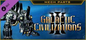Galactic Civilizations III - Mech Parts Kit DLC cover art