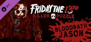 Friday the 13th: Killer Puzzle - Bloodbath Jason cover art