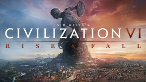Sid Meier's Civilization VI: Rise and Fall cover art